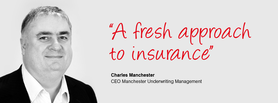 A fresh approach to insurance
